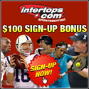 Intertops Sportsbook is a high quality Click2Pay sports betting site
